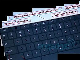 Chrome Keyboard