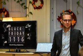 Másfélmilliárd forintnyi kedvezményt kínál az Extreme Digital az idei Black Friday-en