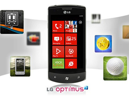 LG Optimus 7 Free Apps