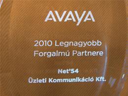 Net'54 Avaya Award